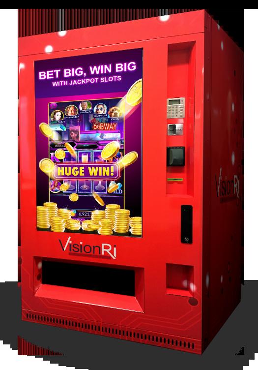 Games - VisionRi Vending
