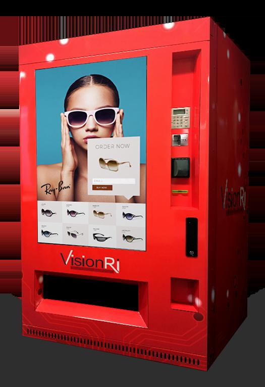 Online - VisionRi Vending