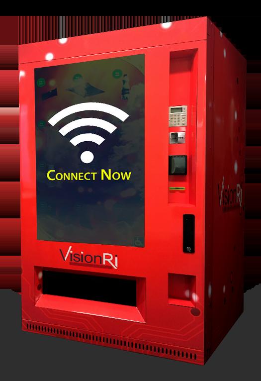 Wifi - VisionRi Vending